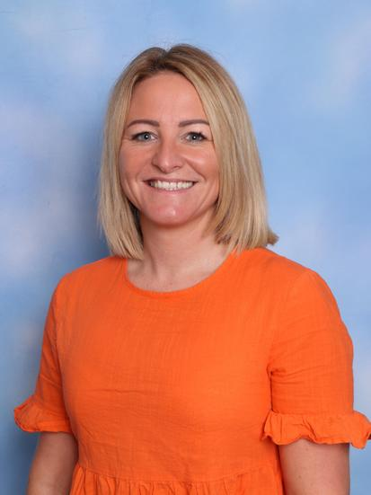 Mrs Poyton - SEN Teaching Assistant