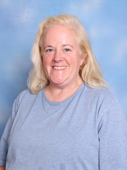 Mrs Thompson - Teaching Assistant, Speech and Language