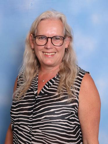 Mrs Finch - Class Teacher