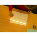 Using number lines to count on...