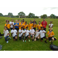 Handball and tag rugby tournament