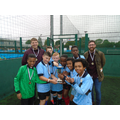 Erdington & Saltley Primary Schools Cup winners