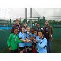 Erdington & Saltley Primary Schools Cup winners