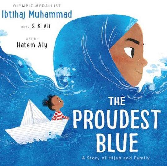ear 2 enjoyed discussing this powerful book all about a girl wearing a hijab at school for