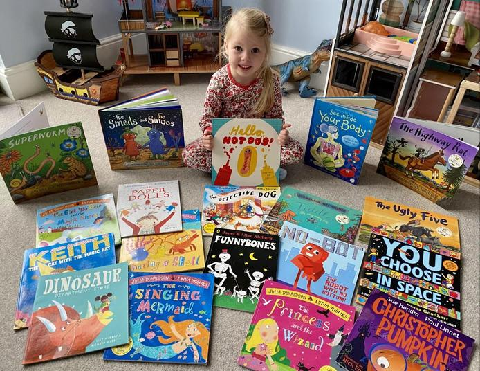 This is a fantastic collection of brilliant storybooks...