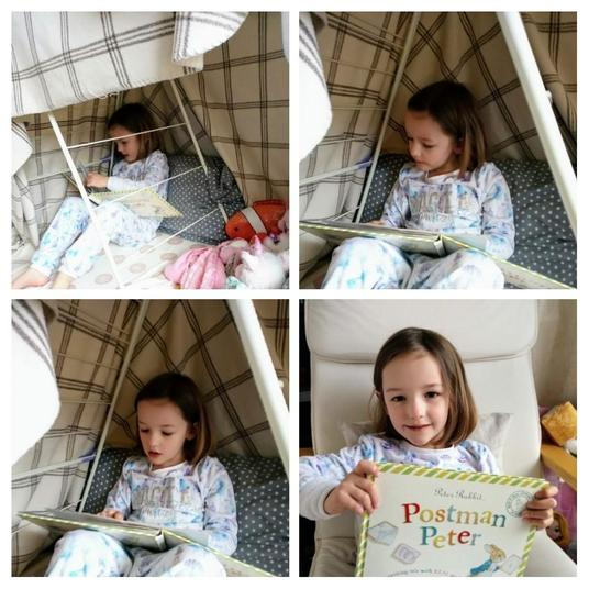 Another great reading den...