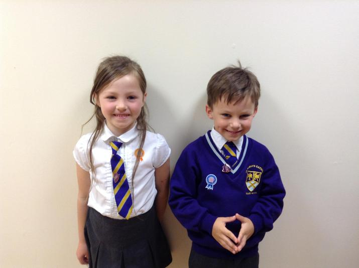 Year 2 Representatives