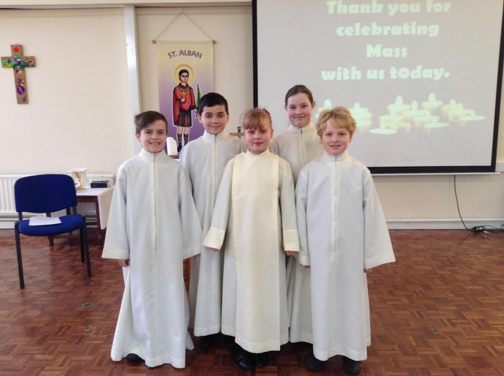 Our Altar Servers