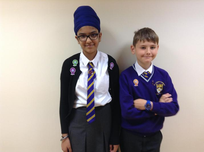 Year 6 Representatives