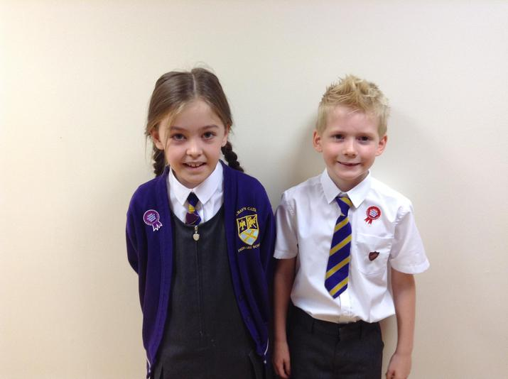 Year 4 Representatives