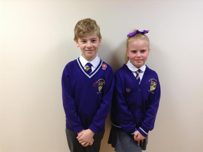 Year 5 Representatives