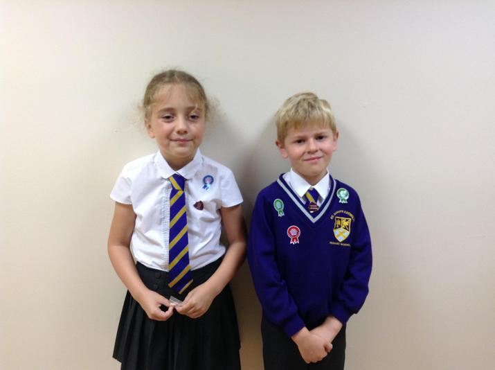 Year 3 Representatives