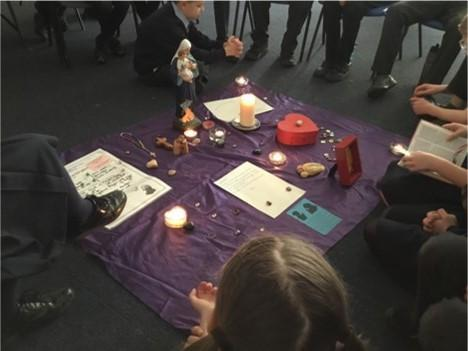 Collective Worship for Lent