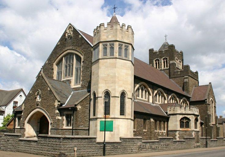 St. Alban's-on-the-Moors Church