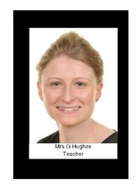 Mrs Huges
