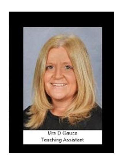 Mrs Gauci