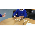 Structures with spaghetti and marshmallows