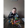 Lego legend Kajetan.