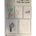 We thought about how we can help the environment.