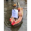 Thomas' Endurance Boat