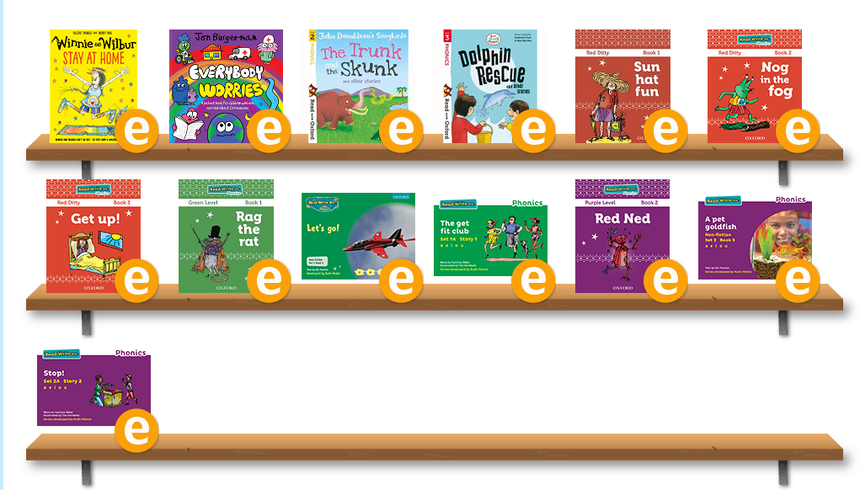 Books for 4-5 year olds