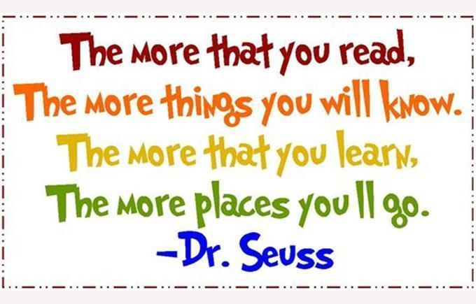 Dr. Seuss.