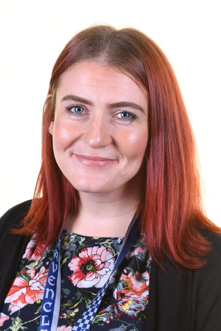 Mrs C Aspinall (Higher Level Teaching Assistant - Year 1 and Year 2)