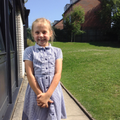 The best bit about Year 1 was break because you can go anywhere in the playground!