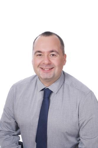 Mr P Johnson (Higher Level Teaching Assistant)