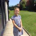 The best bit about Year 1 was having the most excellent teacher!