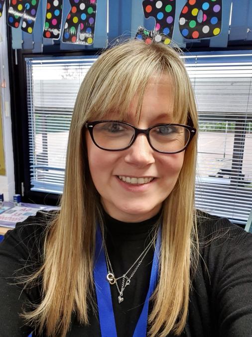 Miss Allen - Class Teacher