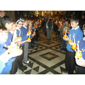 Christingle at Christchurch Cathedral
