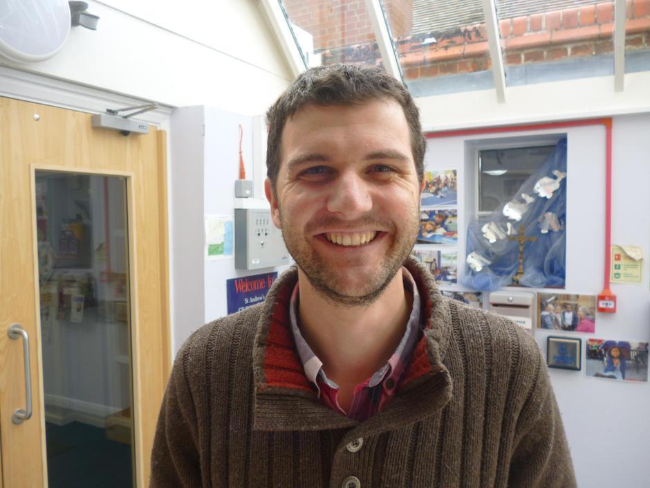 Year 1 Mr Sam Callard