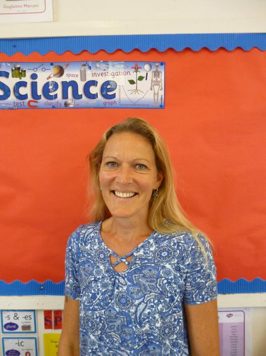 Assistant Head and Year 6 Mrs Jo Holmes