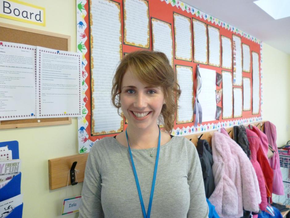 Year 1 Mrs Hannah Midgley