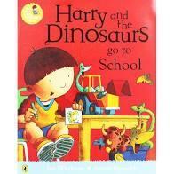 Harry & the dinosaurs go to school