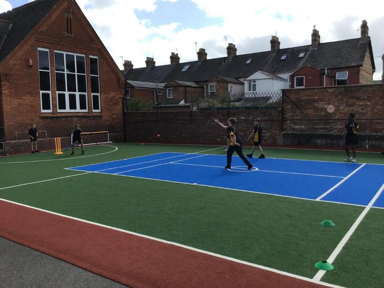 First sport club of the summer term - it's good to be back!