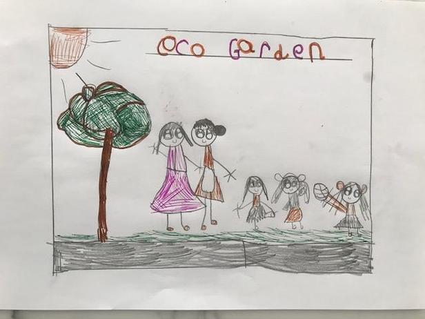 Eco Garden.