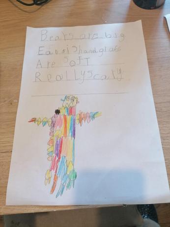 My Bear Poem.
