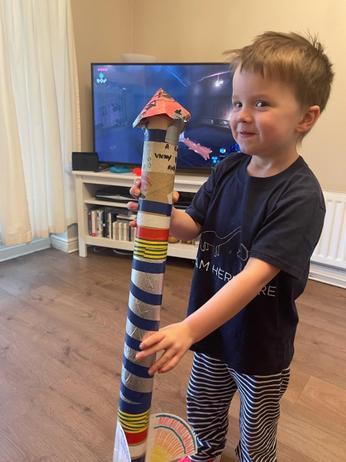 Rocket making