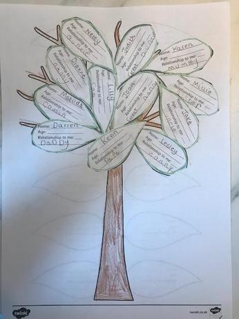 My Family Tree.