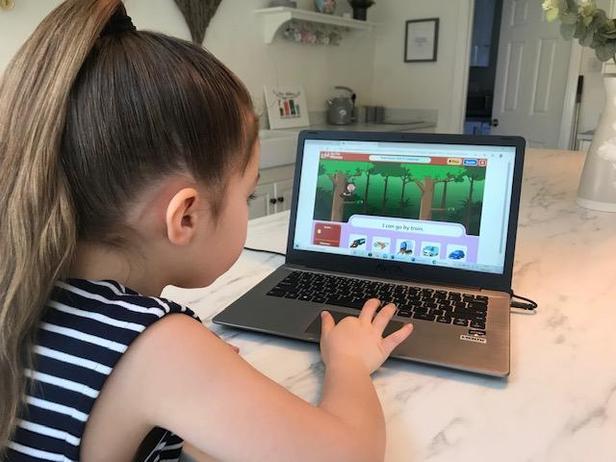 Computer & reading skills