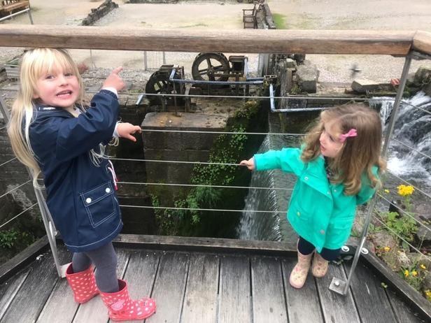 Visit to Cromford Mill
