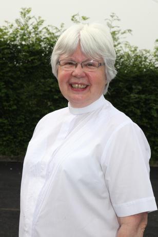 Rev Ingrid Owen-Jones