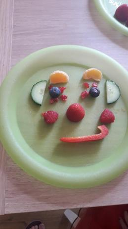 Art with food