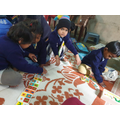 Domino fun - learning colours and fruits