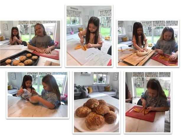 Making and Baking Bread