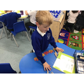 Leaf counting and ordering