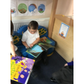 Looking at fiction and non-fiction books