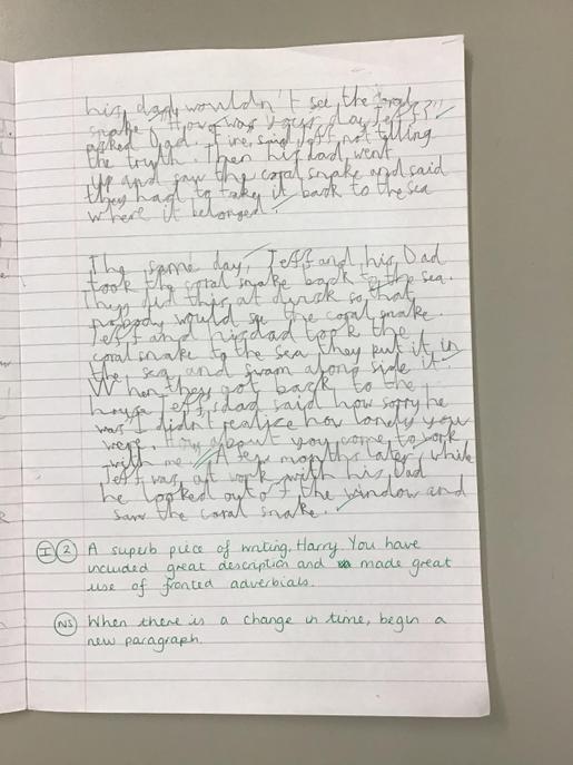 Harry - page three